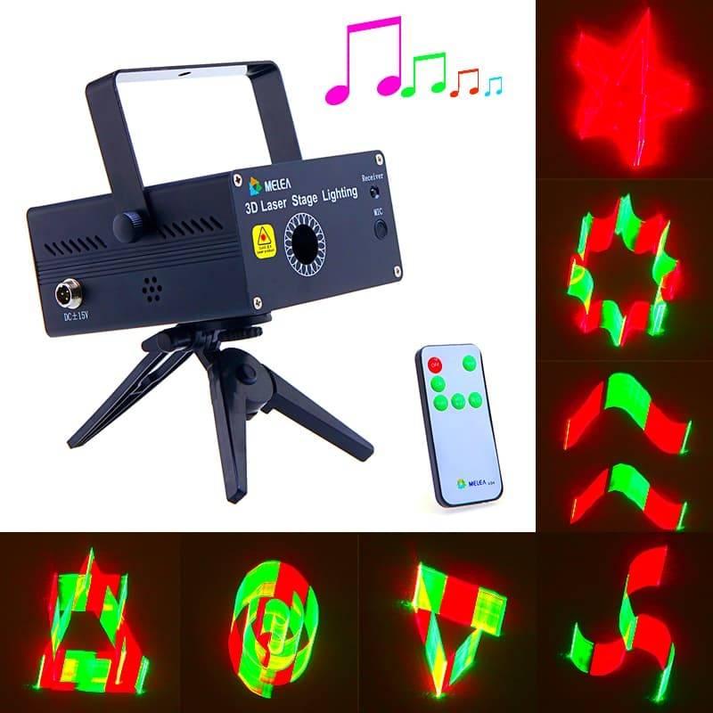 Проектор для дискотеки вечеринки для
