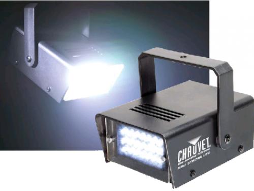 Как сделать стробоскоп светодиодный